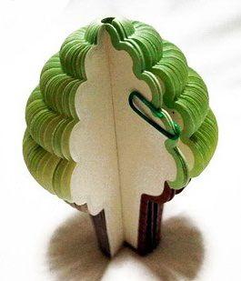 P1895-2 กระดาษโน้ตรูปไอศครีม-ชาเขียว กระดาษโน้ตรูปผลไม้ กระดาษโน้ต กระดาษบันทึก MEMMO กระดาษ