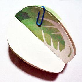 P1898-1 กระดาษโน้ตรูปผลไม้-ผักกาด กระดาษโน้ตรูปผลไม้ กระดาษโน้ต กระดาษบันทึก MEMMO กระดาษ