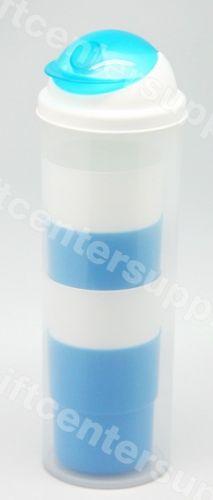 เหยือกน้ำพลาสติกพร้อมถ้วย 4 ใบ-ฟ้าขาว ของที่ระลึก ของขวัญ ของชำร่วย ของฝาก กิ๊ฟช็อป ของตกแต่งบ้าน ของแถม ในราคาขายส่ง