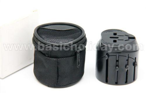 P 2307 ปลั๊กนานาชาติ-Universal Plug ของขวัญ premium ของชำร่วย สั่งทำ ของแจก พรีเมี่ยม