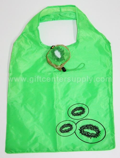 ถุงผ้า พับได้ ถุงผ้าราคาถูก ถุงผ้าพับเก็บได้ ถุงผ้าราคาส่ง ของชำร่วย ของที่ระลึก ถุงผ้ากีวี ถุงผ้าผลไม้