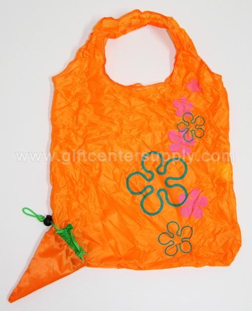 ถุงผ้าแครอท ถุงผ้า พับได้ ถุงผ้าราคาถูก ถุงผ้าพับเก็บได้ ถุงผ้าราคาส่ง ของชำร่วย ของที่ระลึก ของแจก