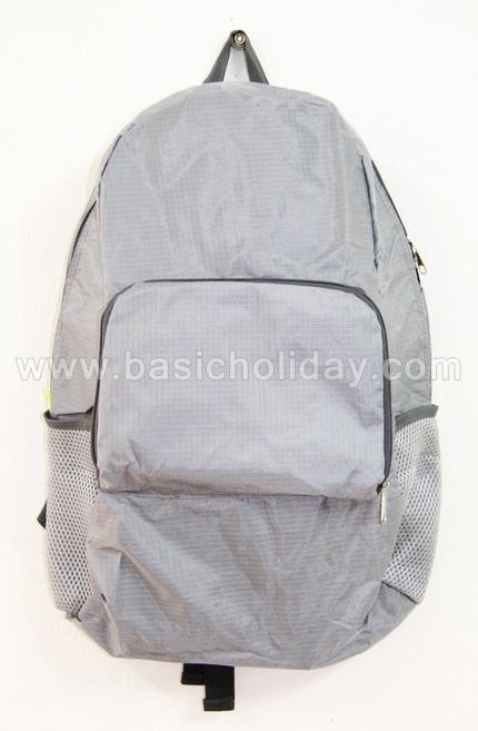กระเป๋าเป้พับได้ กระเป๋าพับได้ เป้พับได้ รับผลิตและนำเข้า เป้สะพาย ของพรีเมี่ยม กระเป๋า สินค้าพรีเมียม