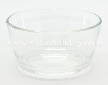 ชามแก้ว ถ้วยแก้ว ชามแก้วใส ชามแก้วมีลาย เครื่องครัว อุปกรณ์ร้านอาหาร สกรีนชามแก้ว ของพรีเมี่ยม ของขวัญ