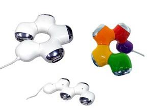 ยูเอสบีฮับ USB HUB พรีเมี่ยม promotional product