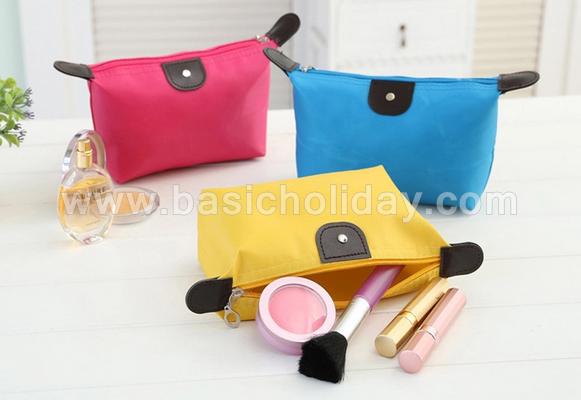 กระเป๋าจัดระเบียบ กระเป๋าแต่งหน้า กระเป๋าอเนกประสงค์ กระเป๋าหลายสี นำเข้ากระเป๋าเกรดพรีเมี่ยม กระเป๋าใส่อุปกรณ์