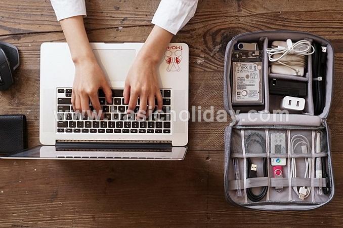 กระเป๋าจัดระเบียบ กระเป๋าแต่งหน้า กระเป๋าอเนกประสงค์ นำเข้ากระเป๋าเกรดพรีเมี่ยม กระเป๋าใส่อุปกรณ์ ของขวัญ