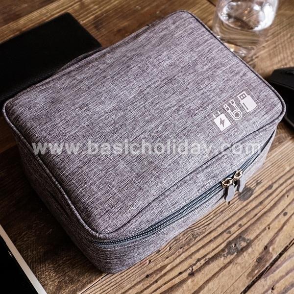 กระเป๋าจัดระเบียบ กระเป๋าแต่งหน้า กระเป๋าอเนกประสงค์ นำเข้ากระเป๋าเกรดพรีเมี่ยม กระเป๋าใส่อุปกรณ์ พรีเมี่ยม