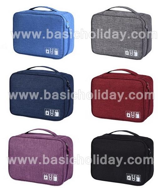 กระเป๋าจัดระเบียบ กระเป๋าแต่งหน้า กระเป๋าอเนกประสงค์ นำเข้ากระเป๋าเกรดพรีเมี่ยม กระเป๋าใส่อุปกรณ์