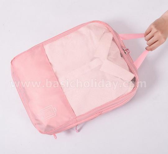 กระเป๋าอเนกประสงค์ พับได้ พกพาสะดวก กระเป๋าใส่ของ จุกจิก กระเป๋าพับได้ กระเป๋าใส่พาสปอร์ต