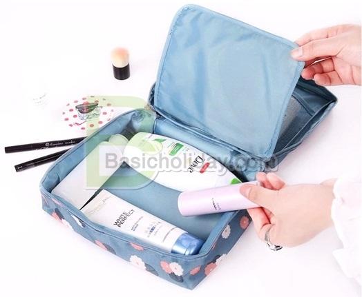 กระเป๋าพับได้ - กระเป๋าอเนกประสงค์ กระเป๋าจัดระเบียบกระเป๋าเดินทาง กระเป๋าเครื่องสำอางค์