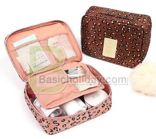 กระเป๋าพับได้ - กระเป๋าอเนกประสงค์ กระเป๋าจัดระเบียบกระเป๋าเดินทาง กระเป๋าหลายช่อง สีสันสดใส