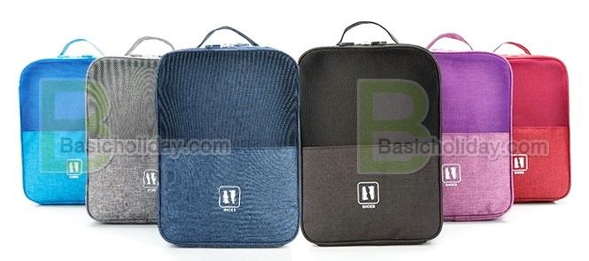 กระเป๋าอเนกประสงค์ กระเป๋าจัดระเบียบ กระเป๋าใส่ของจุกจิก กระเป๋าพับได้ กระเป๋าใส่พาสปอร์ต bag ท่องเที่ยว