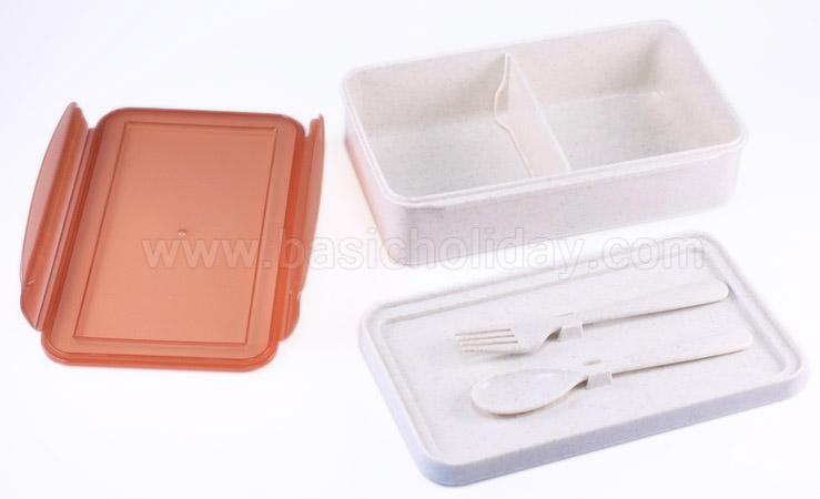กล่องใส่อาหาร กล่องข้าว กล่องอาหารอเนกประสงค์ รับผลิตสินค้าพรีเมียม Lunch Box ทำของแจก สกรีนโลโก้