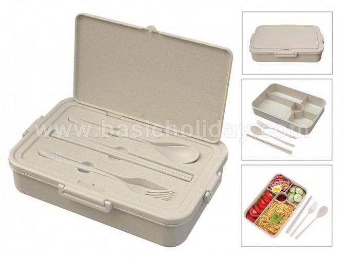 กล่องใส่อาหาร กล่องข้าว กล่องอาหารอเนกประสงค์ รับผลิตสินค้าพรีเมียม Lunch Box ของขวัญ ของแจกลูกค้า ของสมนาคุณ