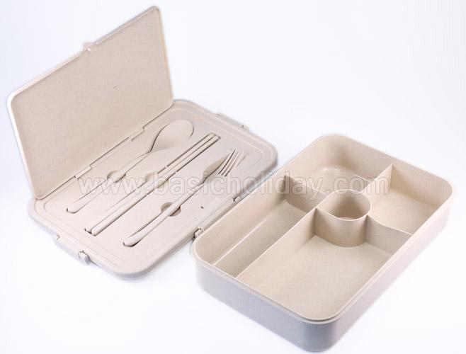 กล่องใส่อาหาร กล่องข้าว กล่องอาหารอเนกประสงค์ รับผลิตสินค้าพรีเมียม Lunch Box ของแจก ของแถม