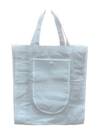 ถุงผ้าลดโลก กระเป๋าผ้าพับได้ กระเป๋าผ้าลดโลกร้อน ถุงผ้าพับเก็บได้ ขายส่ง ราคาส่ง