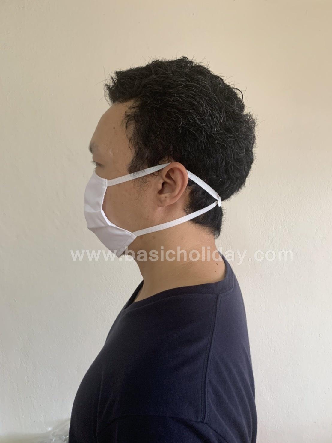 หน้ากากอนามัยแบบผ้า หน้ากากผ้า หน้ากากป้องกันฝุ่น หน้ากากปิดจมูก ผ้าปิดจมูก