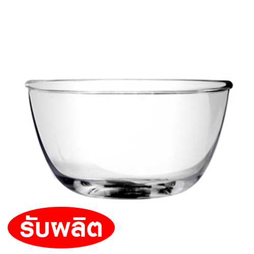 ชามแก้วใส รับผลิตชามแก้ว ชามแก้วสกรีนโลโก้ ชามแก้วของพรีเมี่ยม ของที่ระลึก ของชำร่วย