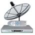 ชุดจานดาวเทียมระบบ C-Bandแบบ FIX รับดาวไทยคม2&5 ที่ตำแหน่ง78.5E ยี่ห้อ Dynasat ขนาดจาน150cm ( 5ฟุต ) รีซีฟเวอร์รุ่น Dynasat รุ่น NO.1 MINI...  รับได้เฉพาะช่องไทย ช่องรายการที่สามารถรับชมได้ ตั้งแต่ช่องที่ 1-83 .... ราคาพร้อมติดตั้ง4,900.-