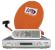 8.ชุดจานดาวเทียม Ku-band ( จานส้ม ) ยี่ห้อ IPMขนาด 64CM + รีซีฟเวอร์รุ่น IPM801 ราคาพร้อมติดตั้ง 4,700.-