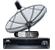 ชุดจานดาวเทียม C-BAND รับสัญญาณ จากไทยคม5  โดยใช้หน้าจานดาวเทียมยี่ห้อ Dynasat ขนาด 5.5ฟุต BAND + เครื่องรีซีฟเวอร์ ยี่ห้อ INFOSAT รุ่น ZB3 HDMI สามารถรับชมช่องรายการ ที่ส่งภาพมาในระบบ PM4 ..1080P ได้ มีสัญญาณขาออกเป็น HDMI O/P ราคาพร้อมติดตั้ง  5,900.-