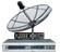 4.ชุดจานดาวเทียมC-bandแบบฟิกซ์( จานดำ ) ยี่ห้อ PSI ขนาด 5ฟุต + รีซีฟเวอร์รุ่น Bonus OTA ราคาพร้อมติดตั้ง 4,800.-
