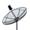จานดาวเทียมที่ใช้ในการติดตั้งกับรีซีฟเวอร์วันสกายคือใช้หน้าจานยี่ห้อ ไดน่าแซท หน้าจานแข็งแรงทนทาน โครงสร้างแกร่งใช้ทน สัญญาณ แรงเป็นเลิศ