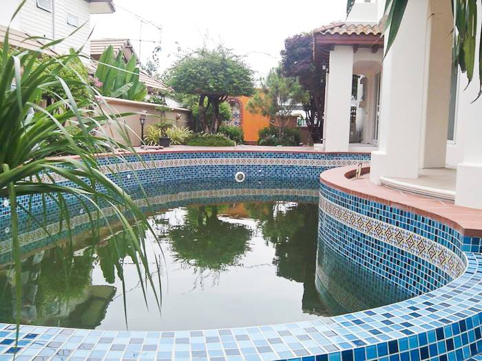 ancient tiles for pool
