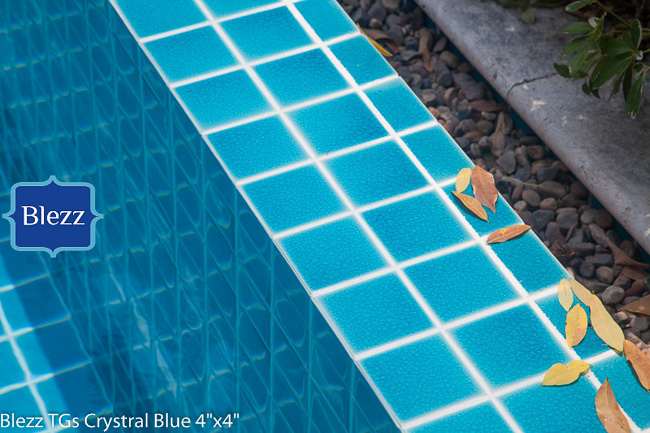Crystal Blue Tiles