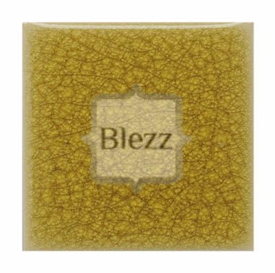 Blezz Swimming Pool Tile TGs Series - Golden Yellow