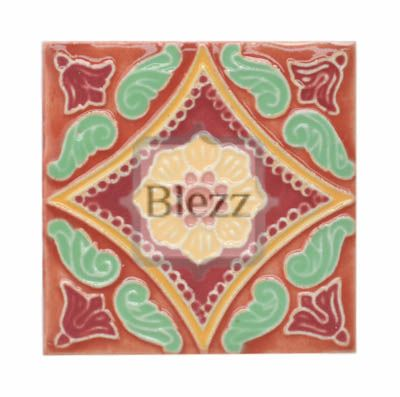 Blezz Tile Handmade Series - Paint&Drop code TK402