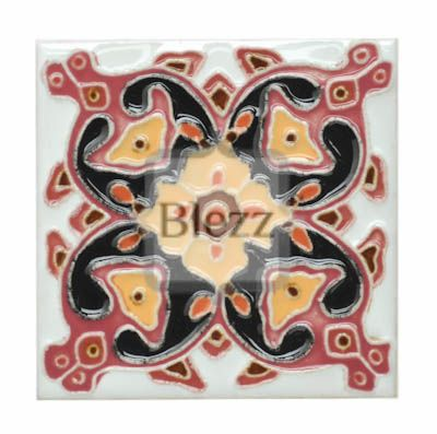 Blezz Tile Handmade Series - Paint&Drop code TK404