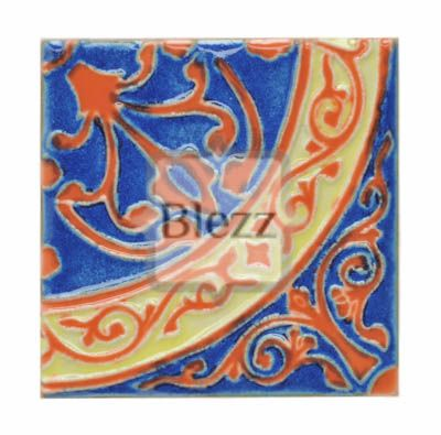 Blezz Tile Handmade Series - Paint&Drop code TK405