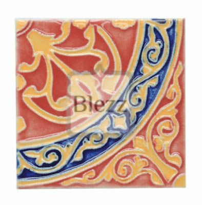 Blezz Tile Handmade Series - Paint&Drop code TK406