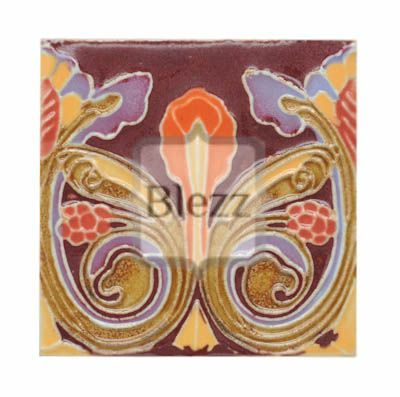 Blezz Tile Handmade Series - Paint&Drop code TK407