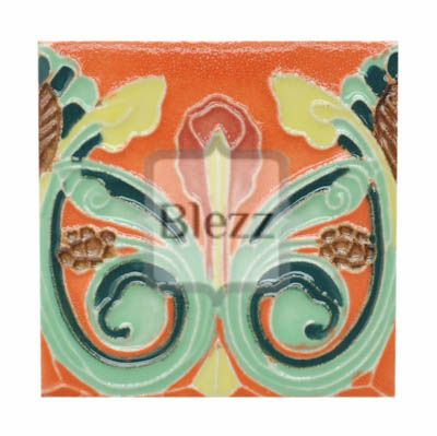 Blezz Tile Handmade Series - Paint&Drop code TK408