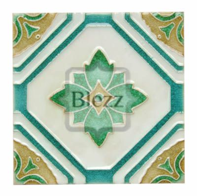 Blezz Tile Handmade Series - Paint&Drop code TK601