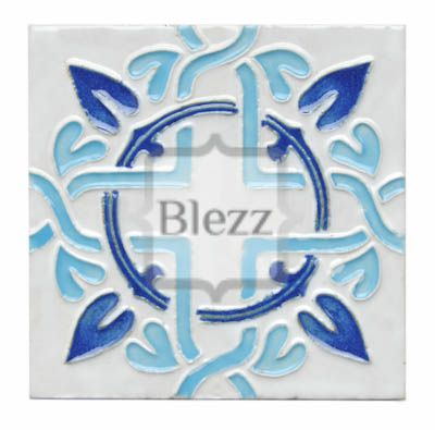 Blezz Tile Handmade Series - Paint&Drop code TK603