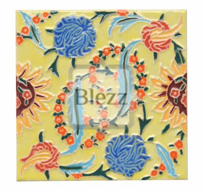 Blezz Tile Handmade Series - Paint&Drop code TK605
