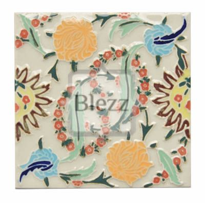 Blezz Tile Handmade Series - Paint&Drop code TK606