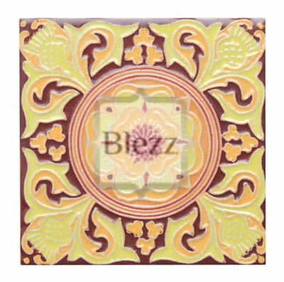 Blezz Tile Handmade Series - Paint&Drop code TK610