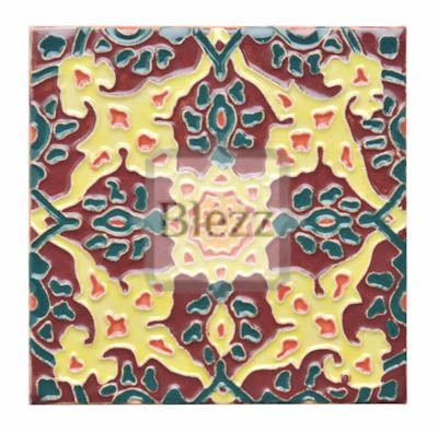 Blezz Tile Handmade Series - Paint&Drop code TK611