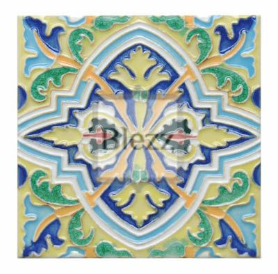 Blezz Tile Handmade Series - Paint&Drop code TK613