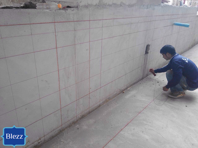 How to lay Swimming Pool Tiles