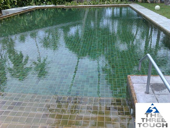 Swimming Pool tiles in Sri Lanka