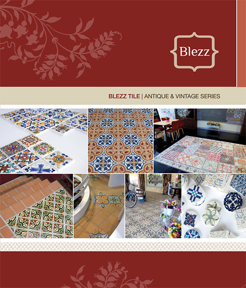 Download Catalog Blezz Antique Tiles