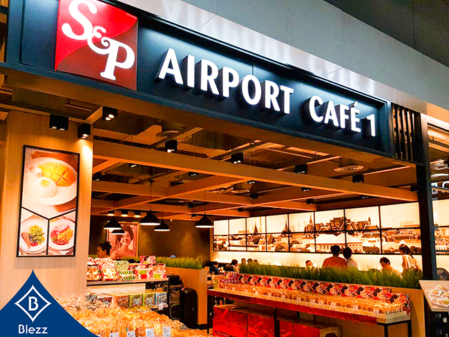 S&P at Suvarnabhumi