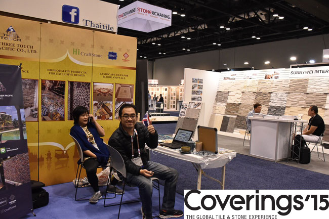 Coverings 2015, Florida April 2015
