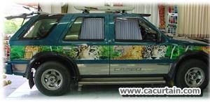 ผ้าม่านรถยนต์ อีซูซุ คามิโอ